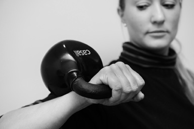 trening for vond kropp